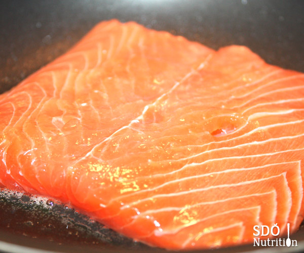 SDO Nutrition salmon