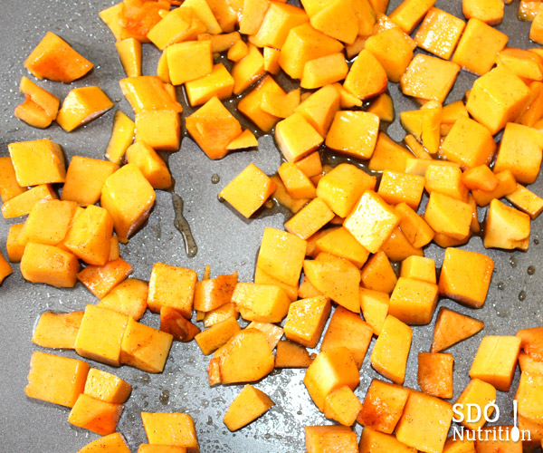 butternut squash baking sheet